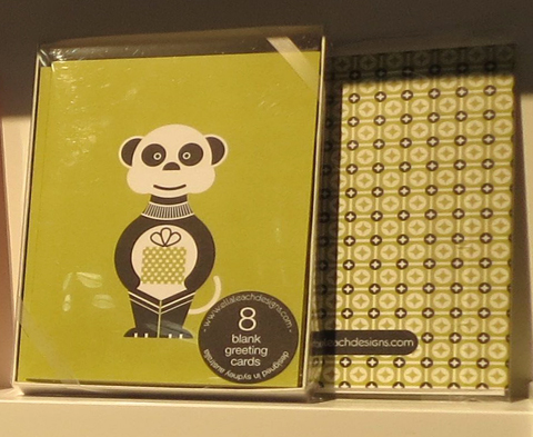 2013 National Stationery Show – Colors Part II – Yellow-Based Greens