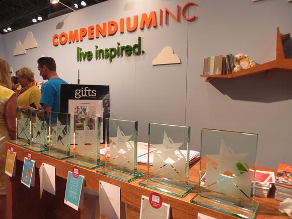 Compendium booth, NSS 2013