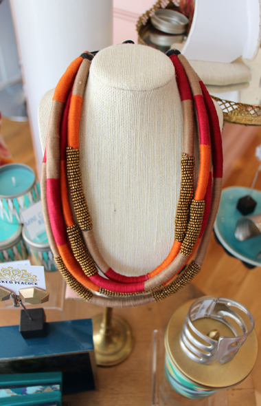 Beautifully-crafted necklace