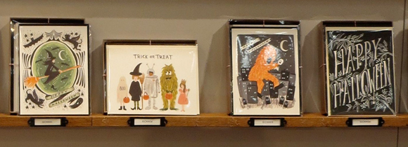 Rifle Paper Co. Halloween Cards