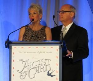 Susan January and Steve Doyal