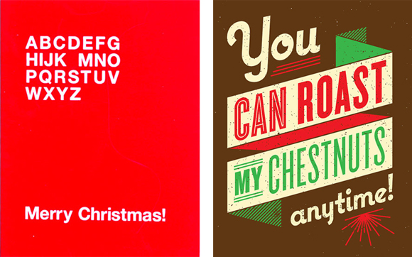 L2 Design Collective Christmas cards