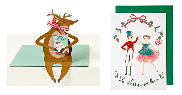 Meri Meri Christmas cards