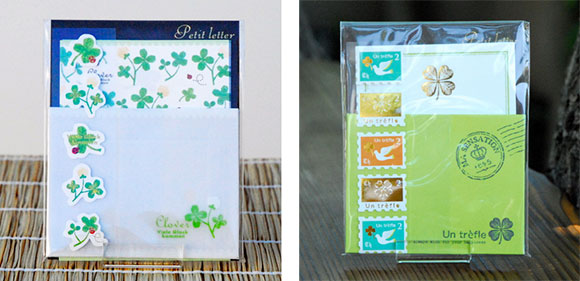 Ginko Papers Petit Letter Sets