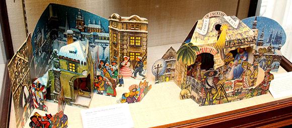 Kubašta Nativity scenes