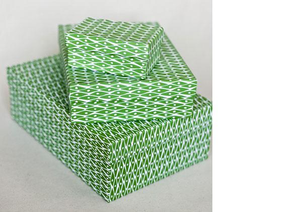 """Smock's """"Festoon"""" boxes"""