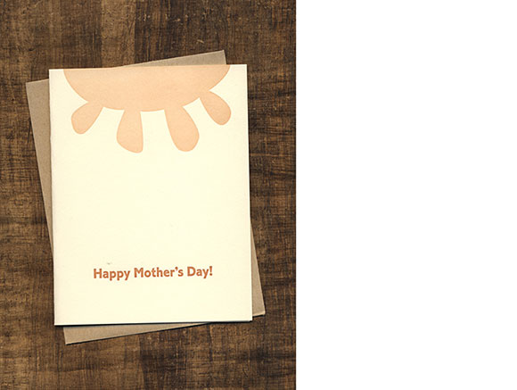 Fugu Fugu Press's Mother's Day Udder card