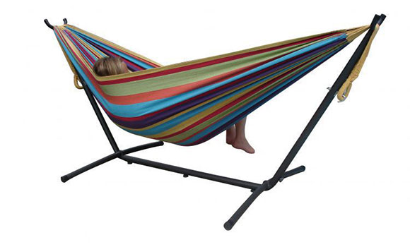 Vivere Tropical Hammock with Stand