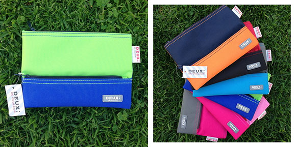 Ginko Papers' Double Color Mini Bags