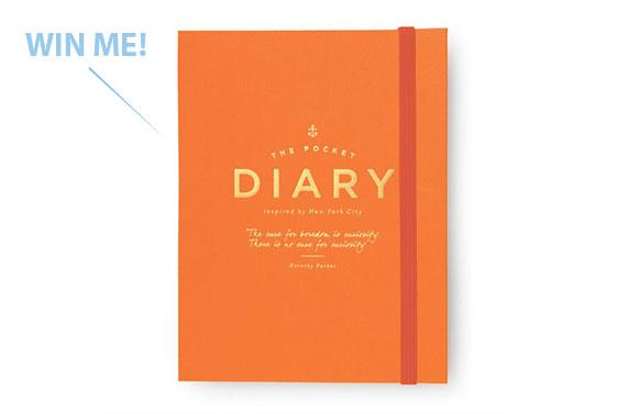 MARA-MI's The Pocket Diary - New York City