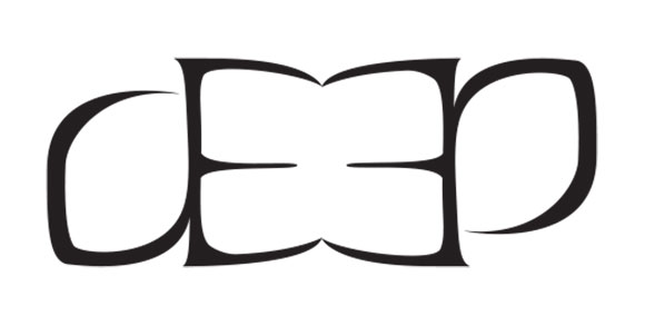 """Deep"" ambigram by Jessica Southwick"
