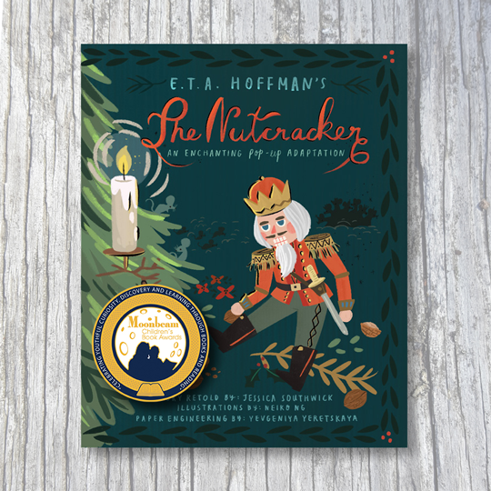 The Nutcracker - Gold Moonbeam Children's Book Award