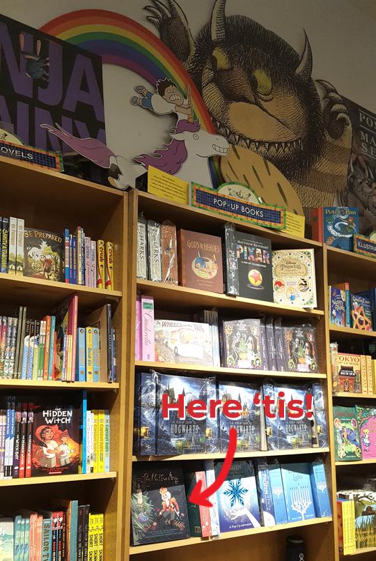 """The Nutcracker"" at Books of Wonder"