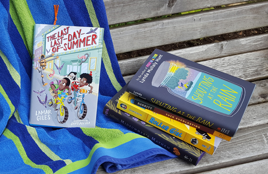 Middle Grade summer reading fun