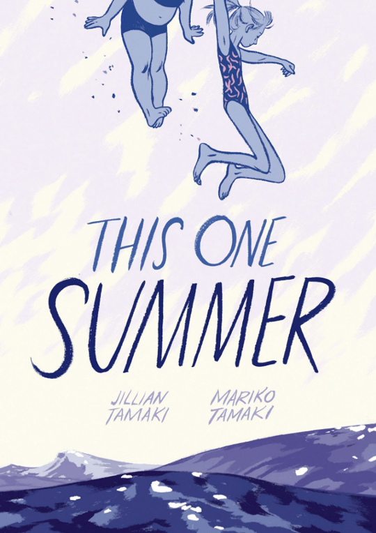 THIS ONE SUMMER, by Mariko and Jillian Tamaki