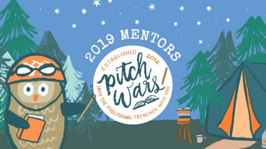 Pitch Wars 2019 Mentors image